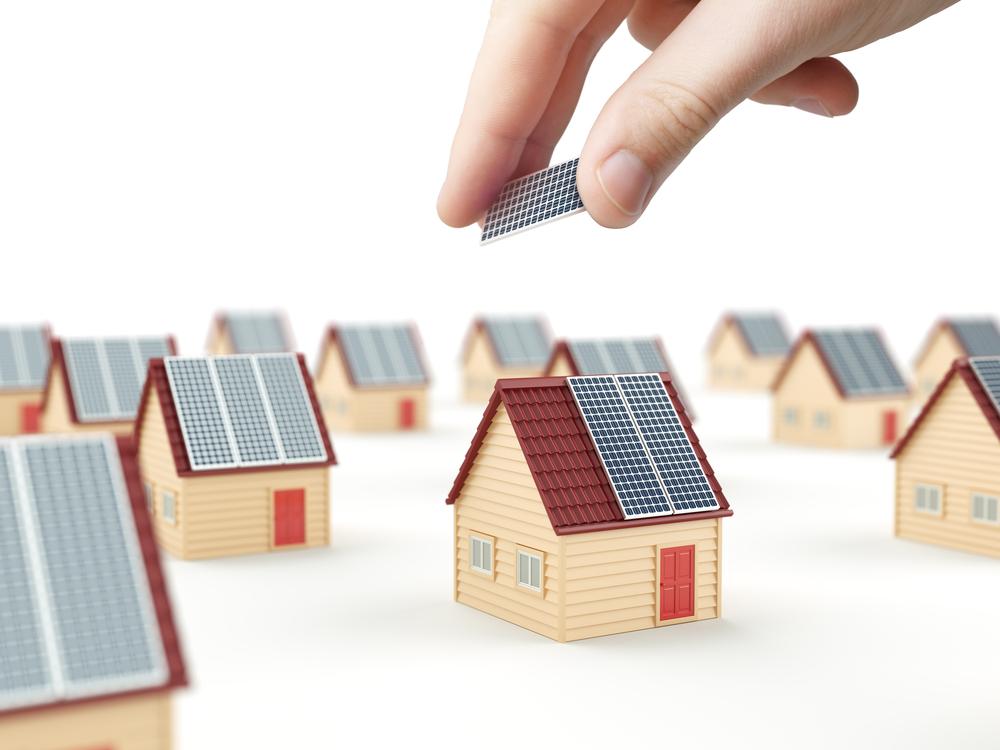 Solenergi og solceller, de første skridt