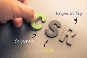 God CSR-værdi med solceller