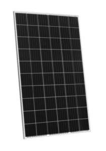 Billede af Alu-monokrystallinsk solcellepanel